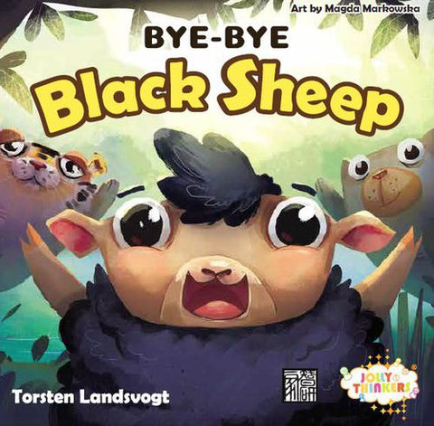 Bye-Bye Black Sheep - Leisure Games