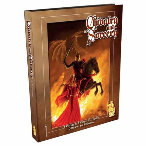 Chivalry & Sorcery 5th Edition + complimentary PDF