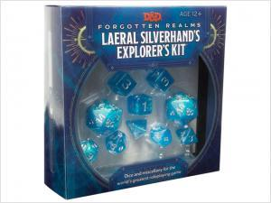Dungeons and Dragons Forgotten Realms: Laeral Silverhand's Explorer's Kit