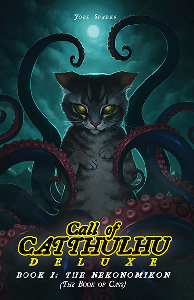 Call of Catthulhu (Cats of Catthulhu) Book 1: The Nekonomikon - Leisure Games