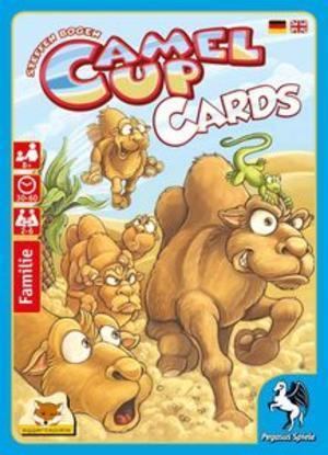 Camel Up Cards - Leisure Games