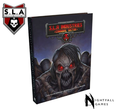 SLA Industries: Cannibal Sector One