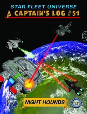Star Fleet Battles: Captain's Log 51