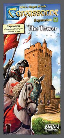 Carcassonne Expansion 4: The Tower - Leisure Games