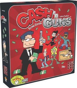 Cash 'n Guns (2nd Edition) - Leisure Games