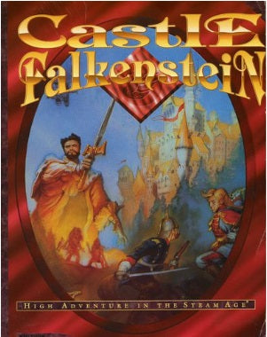 Castle Falkenstein RPG Corebook - Leisure Games