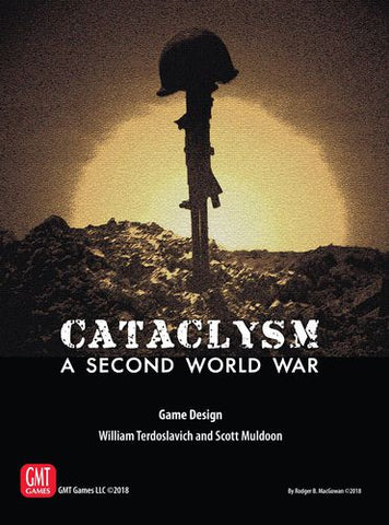 Cataclysm: A Second World War - Leisure Games