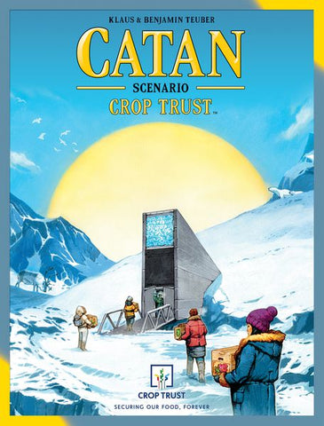Catan Scenario: Crop Trust - Leisure Games