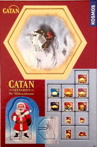 Catan Scenarios: Santa Claus - Leisure Games