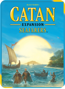 Catan: Seafarers (2015 refresh) - Leisure Games