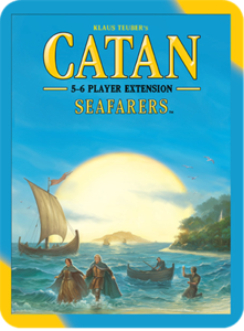 Catan: Seafarers 5-6 Player Extension (2015 refresh) - Leisure Games