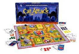 Cat Attack! - Leisure Games
