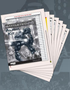 Battletech Alpha Kit - Leisure Games