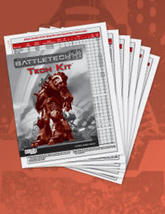 Battletech: Tech Kit - Leisure Games