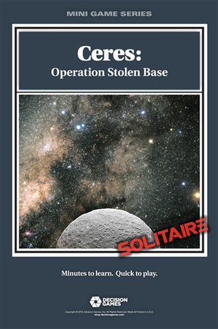 Ceres: Operation Stolen Base (Mini Game Series) - Leisure Games