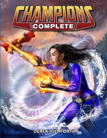 Champions Complete + complimentary PDF - Leisure Games