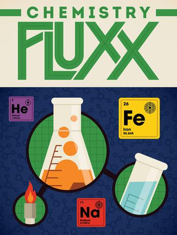 Chemistry Fluxx - Leisure Games