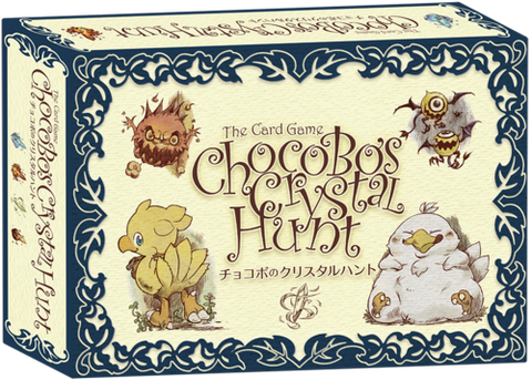 Chocobo's Crystal Hunt - Leisure Games