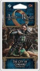 Lord of the Rings LCG: The City of Corsairs Adventure Pack