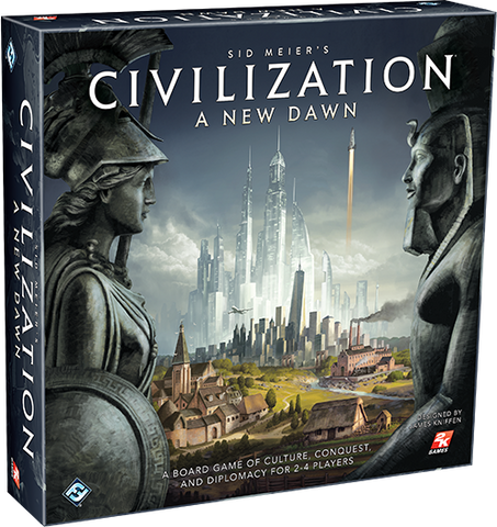 Civilization A New Dawn - Leisure Games