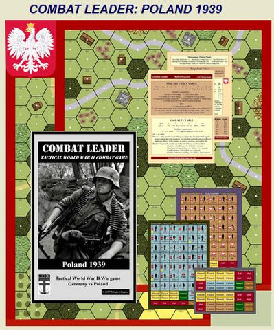 Combat Leader: Poland 1939 - Leisure Games