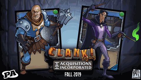 Clank!: Legacy. Acquisitions Incorporated Upper Management Pack