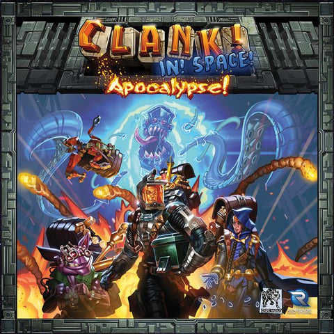 Clank! In! Space! Apocalypse! Expansion - Leisure Games