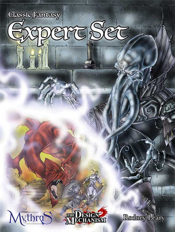 Classic Fantasy Expert Set - Leisure Games