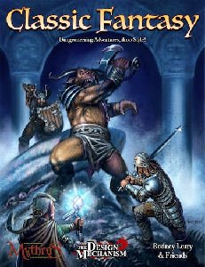 Classic Fantasy RPG + complimentary PDF - Leisure Games