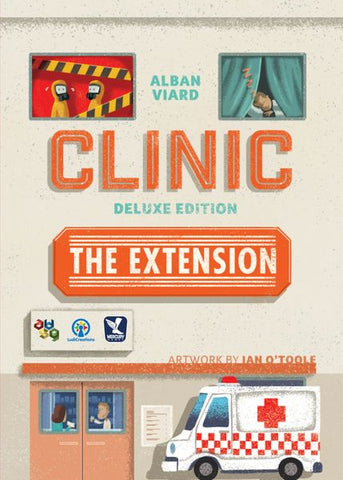 Clinic: Deluxe Edition - The Extension
