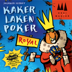Kaker Laken Poker Royal (Cockroach Poker Royal)