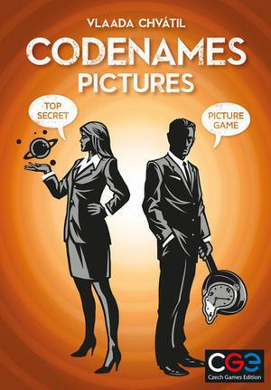 Codenames: Pictures - Leisure Games