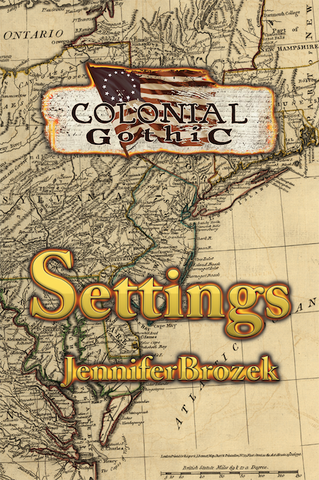 Colonial Gothic Settings + complimentary PDF - Leisure Games