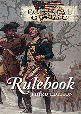 Colonial Gothic 3rd Edition + complimentary PDF - Leisure Games