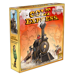 Colt Express - Leisure Games
