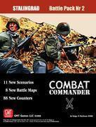 Combat Commander Battle Pack 2: Stalingrad - Leisure Games