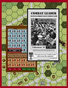 Combat Leader: Volkssturm '45 - Leisure Games