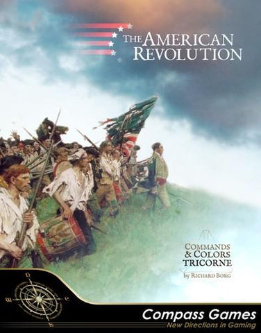 Commands & Colors Tricorne: The American Revolution - Leisure Games