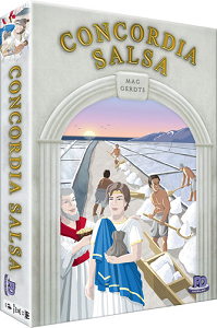 Concordia: Salsa - Leisure Games