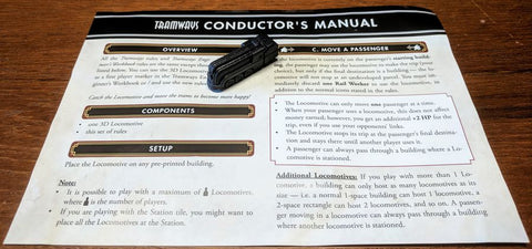 Tramways Conductor's Manual