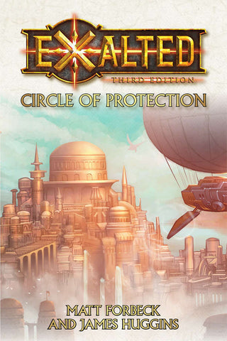 Exalted: Circle of Protection - reduced