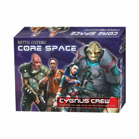 Core Space Crew Booster: Cygnus