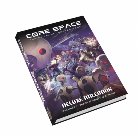 Core Space Deluxe Rule Book