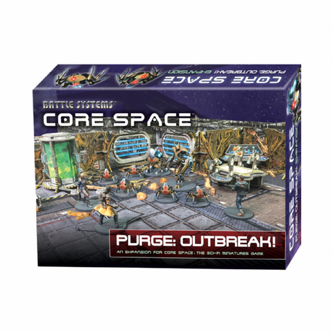 Core Space Expansion: Purge Outbreak