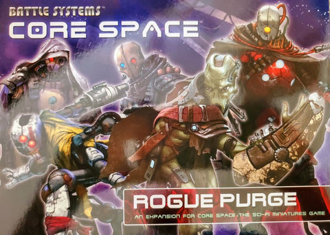 Core Space: Rogue Purge (expected in stock on 24th November)