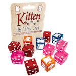 Kitten D6 Dice Set (expected in stock on 24th February)