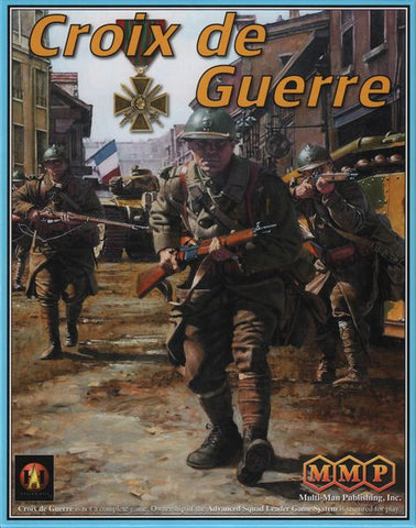 Advanced Squad Leader: Croix de Guerre (Second Edition)