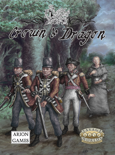 Savage Worlds Adventure Edition: Crown & Dragon + complimentary PDF