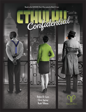 Cthulhu Confidential + complimentary PDF - Leisure Games