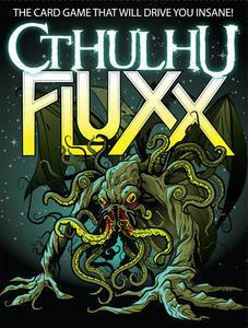 Cthulhu Fluxx - Leisure Games